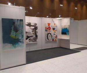 Iris Rickart bei ARTe Wiesbaden