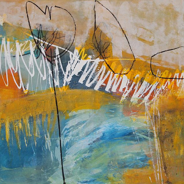 Abstrakte Malerei Bild 163