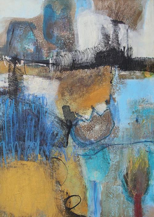 Abstrakte Malerei Nr. 110
