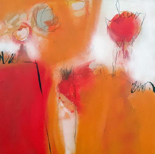 Abstrakte Malerei Nr. 245