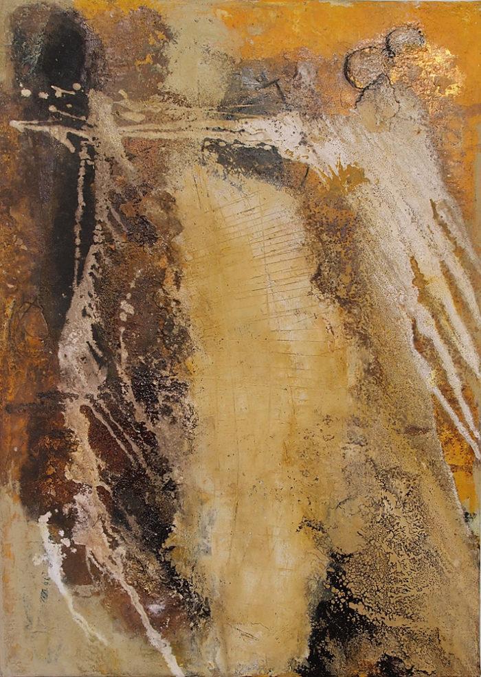 Abstrakte Malerei Nr. 49