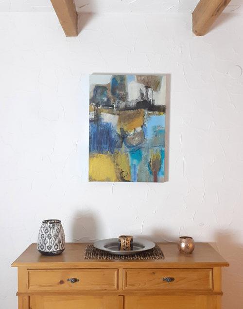 Abstrakte Malerei Shopbild 110