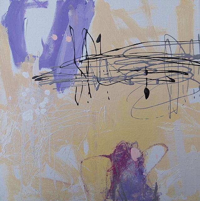 Abstrakte Malerei Bild 271