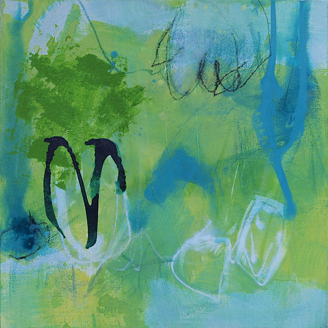 Abstrakte Malerei Bild 277